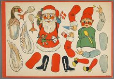 77.6968: paper doll | Paper Dolls | Dolls | National Museum of Play Online Collections | The Strong