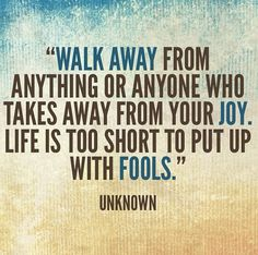 So so true! Don't let other people bring you down!