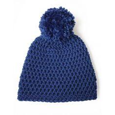 Free Beginner Women's Hat Crochet Pattern