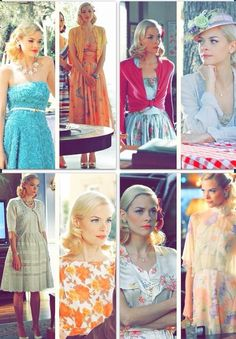 LOVE Lemon's clothing style! Wish I owned her wardrobe from the show!