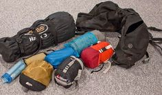 Packing tips from a seasoned motorcycle traveler!