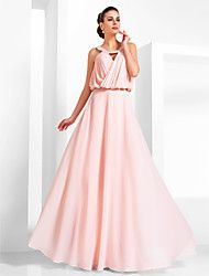 Formal Evening / Prom / Military Ball Dress - Pea... – USD $ 89.99