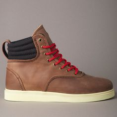 Fancy - Supra Henry Brown Boots