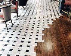 Beyaz parçalı fayans ve rustik ahşap zemin modeli | Kadınca Fikir - Kadınca Fikir Floor Design, Flooring, Home Decor, Decoration Home, Room Decor, Wood Flooring, Interior Design, Home Interiors, Floor
