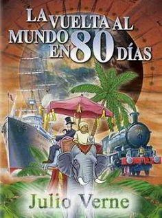 La vuelta al mundo en 80 días | Julio Verne | Descargar PDF | PDF Libros