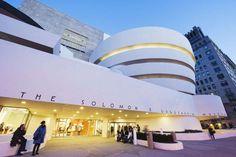 Edificio del Museo Guggenheim de Nueva York. - Proporcionado por Prisa Noticias