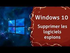 Windows 10 : Désactiver les programmes espions - YouTube