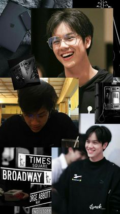 Aesthetic Boy, Aesthetic Pictures, Thailand Flag, Words Wallpaper, Boyfriend Photos, Actor Photo, Thai Drama, Asian Actors, Dimples