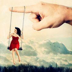Swing ~ © Marilyn Bouchard