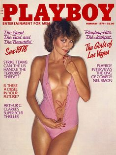 February 1979 issue of PLAYBOY featuring The Year in Sex, Girls of Las Vegas, Neil Simon interview, Arthur C Clarke. Playmate of The Month: Lee Ann Michelle Centerfold intact. Playboy Playmates, Vintage Playmates, Playboy Bunny, Stevie Nicks, Bob Dylan, Lisa Matthews, Der Club, Magazin Covers, Animals