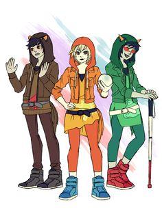Seers-Kankri, Rose, Terezi