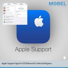 Apple Support App For iOS Released In Selected Regions  http://apple.co/2fE5KvL