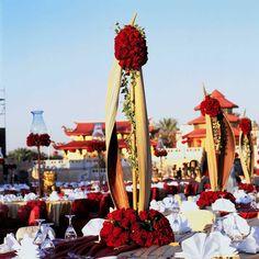 Wedding Planner Sharjah - One Night in China - Ali Bakhtiar Designs