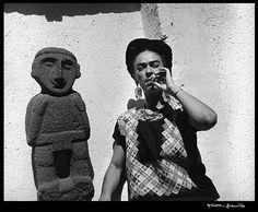 Photo de Frida...