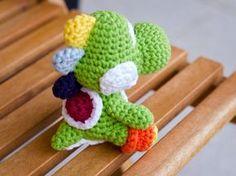 Yoshi! Yoshi! Spätestens seit Yoshis Woolly World (Amazon Link) kennt jeder Marios süßen Dinosaurier. In Yoshis Woolly World ist alles aus Wolle gemacht und man spielt einen gehäkelten Yoshi. Awww!…