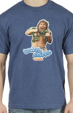 Goonies Chunk Truffle Shuffle T-Shirt