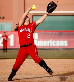 Husker softball begins conference play with 2 wins against Northwestern