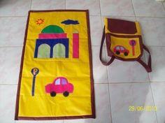 Kids Prayer, Prayers For Children, Muslim Prayer Mat, Prayer Rug, Ramadan Crafts, Ramadan Decorations, Pune, Felt Crafts, Eid