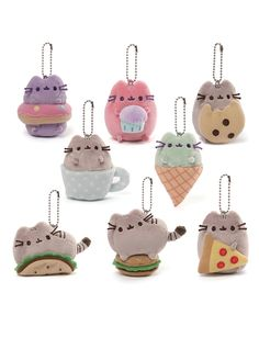 Pusheen Snack Time Surprise Plush Blind Box,