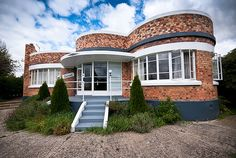 Streamline Home, Campbell Town, Tasmania, Australia