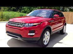 2015 Range Rover Evoque Full Review, Start Up, Exhaust - YouTube Range Rover Sport 2014, Range Rover Evoque, Exhausted, Sports, Cars, Youtube, Pictures, Hs Sports, Autos