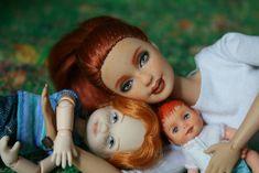 Barbie Kids, Barbie And Ken, Barbie Dress, Barbie Clothes, Barbie Doll, Pregnant Barbie, Custom Monster High Dolls, Custom Dolls, Barbie Tumblr