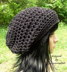 Cool summer beanie for bad hair days. Although I´d prefer a more colourful version like yellow, mustard, turquoise or even multi coloured.