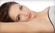 YAY! Always wanted to get this done! Groupon - Six Laser Hair-Removal Treatments on a Small, Medium, or Large Area at Advanced Laser & Skin Center (Up to 90% Off) in Woburn (North Woburn). Groupon deal price: $139.00