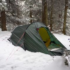 Winter Backpacking Gear: Light Weight Gear for Temperatures < 32F/0C