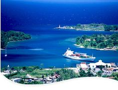 Falmouth, Jamaica.  Another destination for the cruise! cruiserunners.com
