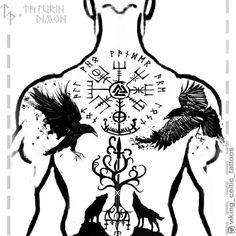 No photo description available. Warrior Tattoos, Badass Tattoos, Body Art Tattoos, Tribal Tattoos, Tattoos For Guys, Sleeve Tattoos, 3d Tattoos, Tatoos, Geometric Tattoos