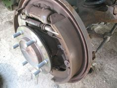 How to change brake shoes / drum brakes | Mike's Tech Blog