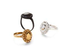 Alidra Alic fine jewelry: gorgeous gold