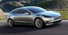 things to know about Tesla's new, cheaper Model 3 This undated photo provided by Tesla Motors shows the Model 3 car. The promise of an affordable electric car from Tesla Motors had hundred… Tesla Motors, Tesla Roadster, Nissan, Elon Musk, Toyota, 2018 Tesla Model 3, Affordable Electric Cars, Cars, Vintage Motorcycles