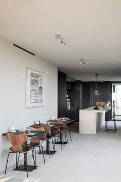 Bed and Breakfast in a Belgian Bunker - via Coco Lapine Design blog