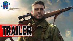Sniper Elite 4 Official Trailer