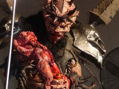 GWAR-B-Q 2012: GWAR Have Come From Outer Space to Fuck with You   #VICE #music #gwar