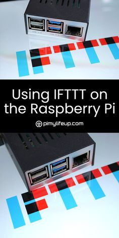This tutorial walks you through the process of using IFTTT on the Raspberry Pi. IFTTT is used to make actions happen when a specific condition occurs. Raspberry Pi Iot, Raspberry Computer, Rasberry Pi, Iot Projects, Arduino Projects, Cool Raspberry Pi Projects, Computer Diy, Simple Circuit, Smart Home Automation
