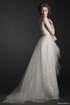 Featuring: Anais Anette Fall 2014 Wedding Dresses