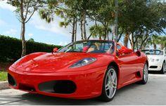 Ferrari F430 Spider: un descapotable de 490CV
