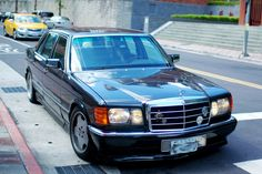 """The SEL """"Longbody"""" History & Picture Thread - Page 4 - Mercedes-Benz Forum Mercedes Benz Forum, Mercedes Amg, Mercedez Benz, Benz S Class, Slammed, Used Cars, Garage, History, Friends"""