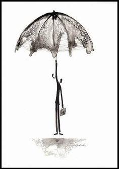 Krystyna Siwek - rain - abstract gallery Rain Street, Abstract, Gallery, Pictures, Decor, Art, Summary, Photos, Art Background