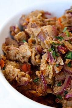 Sreelus Tasty Travels: Quick Dinner with leftover Roti