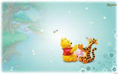 Resultado de imagem para winnie the pooh wallpaper