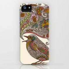 Random Talking iPhone & iPod Case by Valentina - $35.00