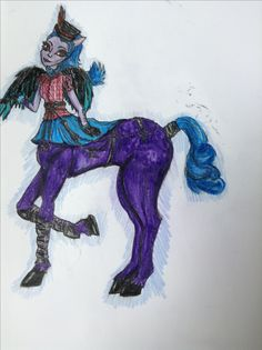 Monster high- Avea Trotter