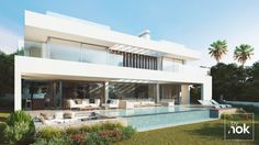 ICONIC LUXURY VILLA FOR SALE AT 20% OFF THE MARKET PRICE (Marbella, Costa del Sol). More info at: http://contact.bynok.es