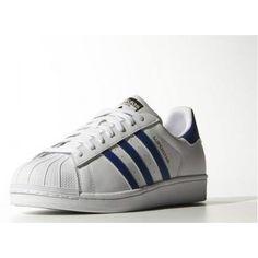 release date: f6c9a 62daa HerrDam Adidas Originals Superstar Foundation VitBla Running Skor B27141