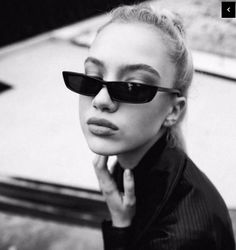 2018 Vintage Rectangle Sunglasses Women New Brand Designer Small Frame Sun Glasses Retro Black Eyewear gafas de sol Luxury Sunglasses, Retro Sunglasses, Cat Eye Sunglasses, Sunglasses Women, Matrix Sunglasses, Types Of Sunglasses, Trending Sunglasses, Print 3d, Shopping