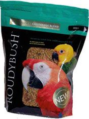 Healthy Parrot Food